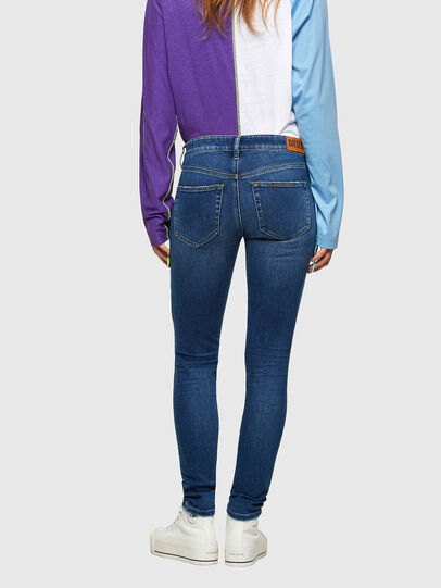 Diesel - Slandy 009PU, Medium blue - Jeans - Image 2