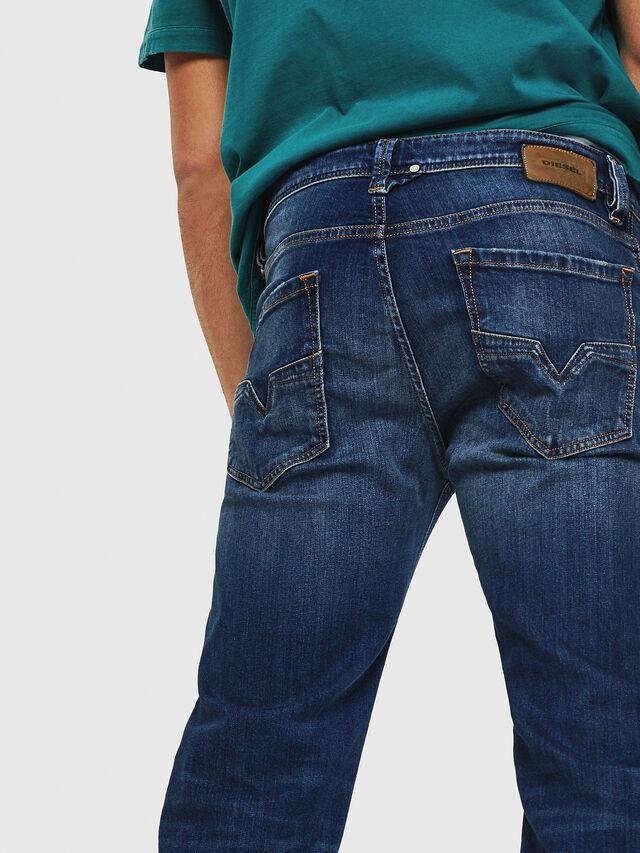 Diesel - Larkee 087AW, Dark Blue - Jeans - Image 4