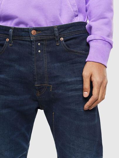 Diesel - Narrot 0097U, Dark Blue - Jeans - Image 3