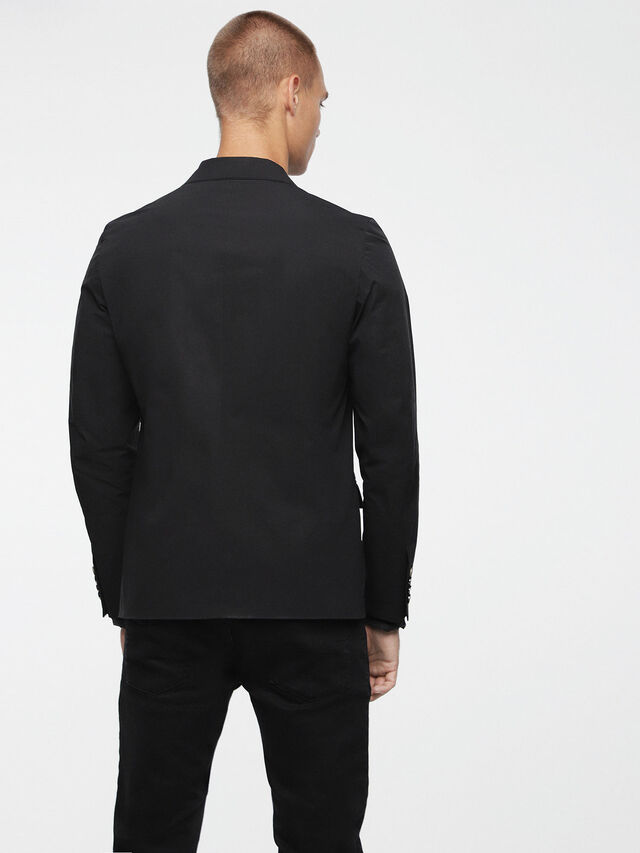 Diesel - J-MIRIKO, Black - Jackets - Image 3