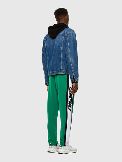 Diesel - P-COPPER, Green - Pants - Image 6
