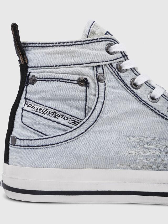 Diesel - EXPOSURE IV W, Light Blue - Sneakers - Image 4