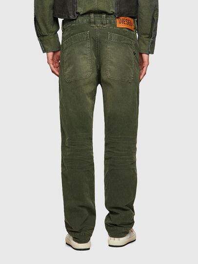 Diesel - D-Azerr JoggJeans® 069WH, Military Green - Jeans - Image 2