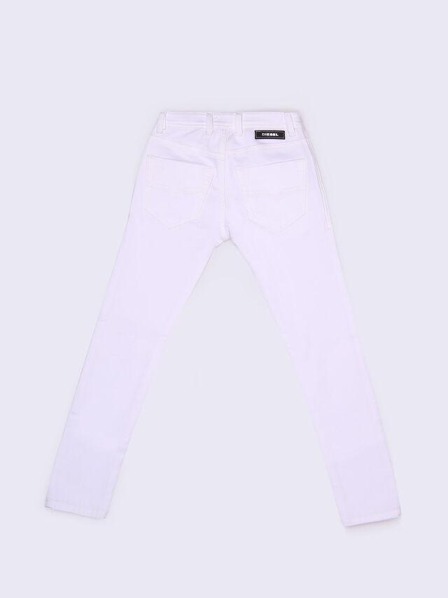 KIDS TEPPHAR-J-N JOGGJEANS, White Jeans - Jeans - Image 3