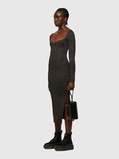 Diesel - M-AMETRINE, Black - Dresses - Image 6
