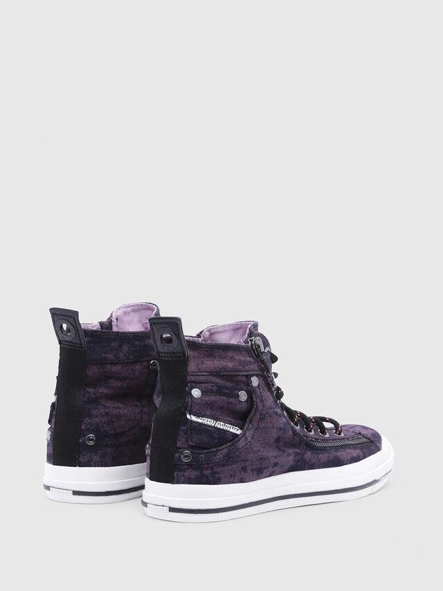 Diesel - EXPO-ZIP W, Dark Violet - Sneakers - Image 3