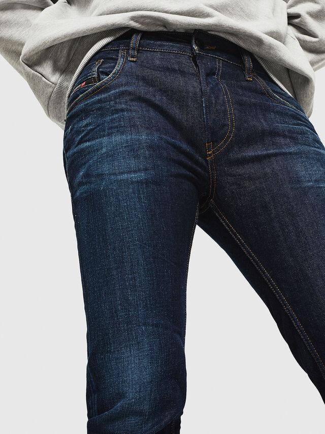 Diesel - D-Ligenz 088AN, Dark Blue - Jeans - Image 3