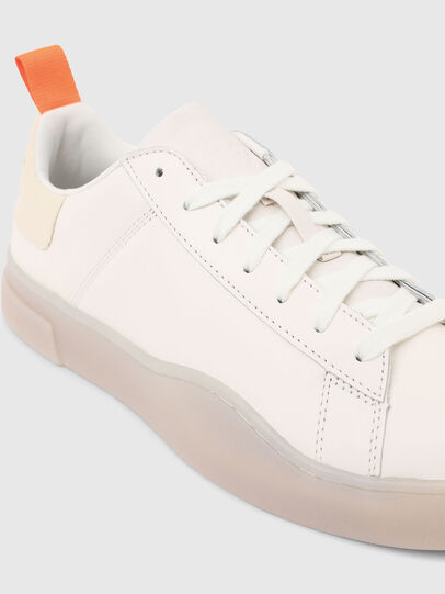 Diesel - S-CLEVER LOW LACE, White - Sneakers - Image 4