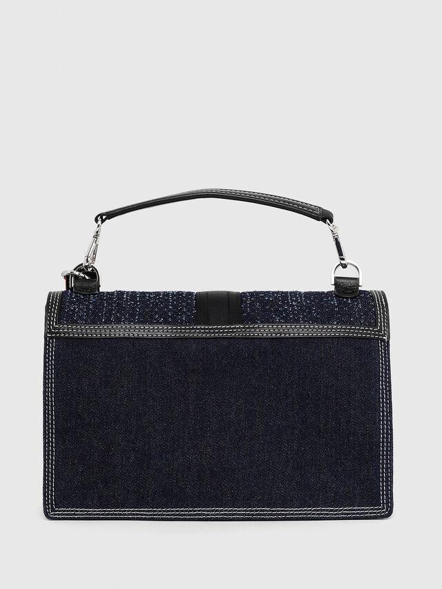 Diesel - MISS-MATCH CROSSBODY, Blue Jeans - Crossbody Bags - Image 2