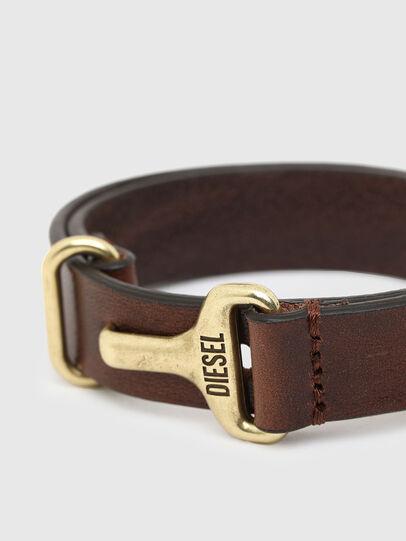 Diesel - A-HOOK, Brown - Bijoux and Gadgets - Image 2