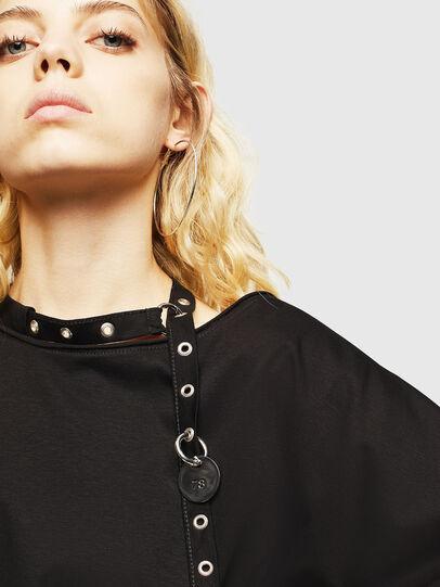 Diesel - T-JALA, Black - T-Shirts - Image 3