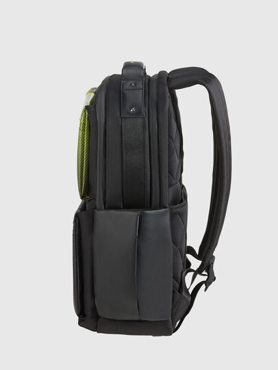 """Diesel - """"KB1*19001 - OPENROA, Black/Yellow - Backpacks - Image 4"""