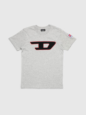 TJUSTDIVISION-D, Light Grey - T-shirts and Tops