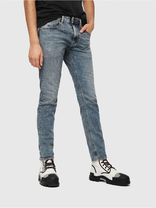Diesel - Thommer 084UX, Light Blue - Jeans - Image 1