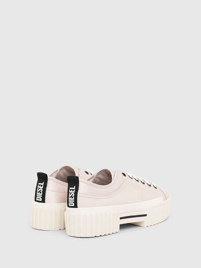 Diesel - S-MERLEY LOW, Bright White - Sneakers - Image 3