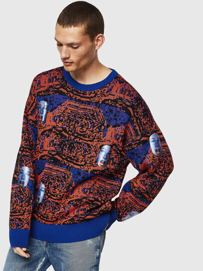 Diesel - K-FACE,  - Knitwear - Image 1