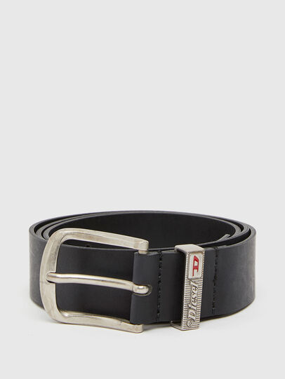 Diesel - B-FORT, Black - Belts - Image 1