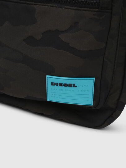 Diesel - F-DISCOVER BACK, Marron Military - Backpacks - Image 4