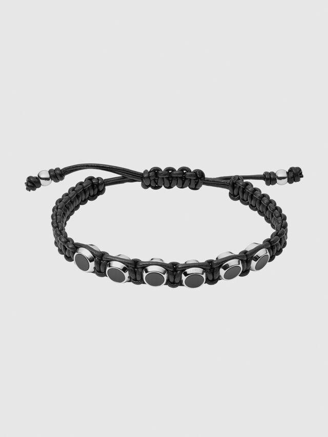 Diesel BRACELET 1070, Black - Bracelets - Image 1