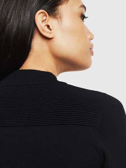 Diesel - M-LANAE, Black - Knitwear - Image 5