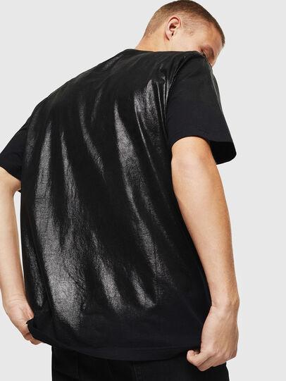 Diesel - T-JUST-J1, Black - T-Shirts - Image 2