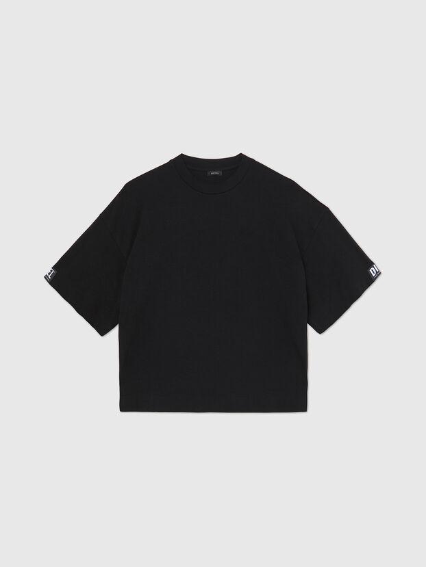 UFTEE-SHORTEE, Black - T-Shirts