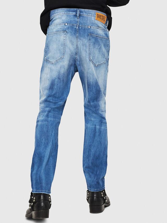 Diesel - D-Eetar 081AS, Light Blue - Jeans - Image 2