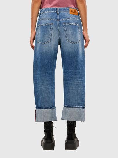 Diesel - D-Reggy 009JX, Light Blue - Jeans - Image 2