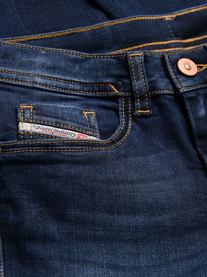 Diesel - LOWLEEH-J-N, Dark Blue - Jeans - Image 3