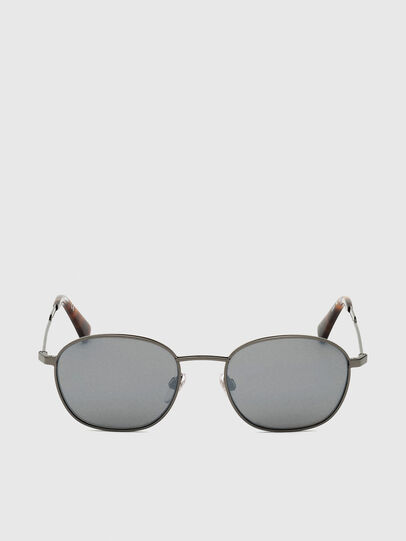 Diesel - DL0307, Grey - Sunglasses - Image 1
