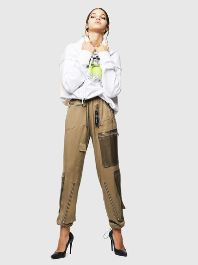 Diesel - P-LEX, Military Green - Pants - Image 6