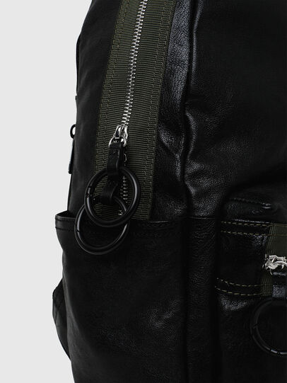 Diesel - ESTE, Black - Backpacks - Image 5