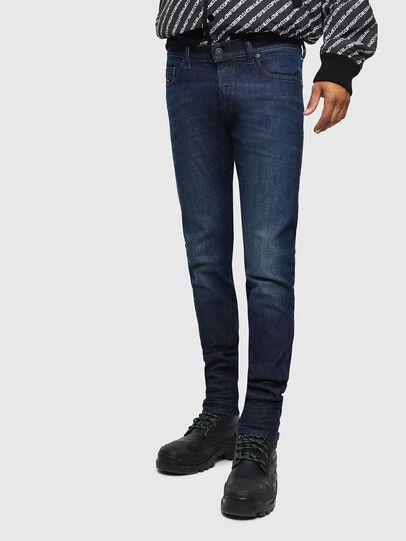 Diesel - D-Luster 0095K, Medium blue - Jeans - Image 1