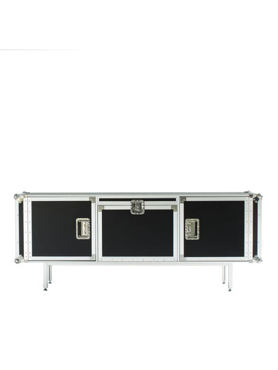 Diesel - TOTAL FLIGHTCASE - CABINET, Multicolor  - Furniture - Image 2