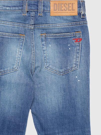 Diesel - D-VIDER-J, Light Blue - Jeans - Image 4