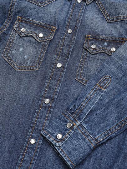 Diesel - CLEO, Medium blue - Shirts - Image 3