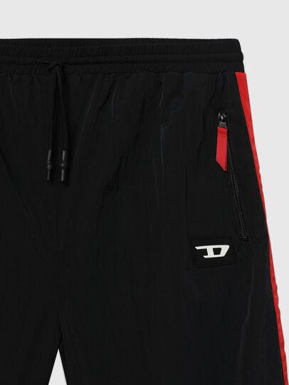 Diesel - UMLB-DARLEY, Black/Red - Pants - Image 3