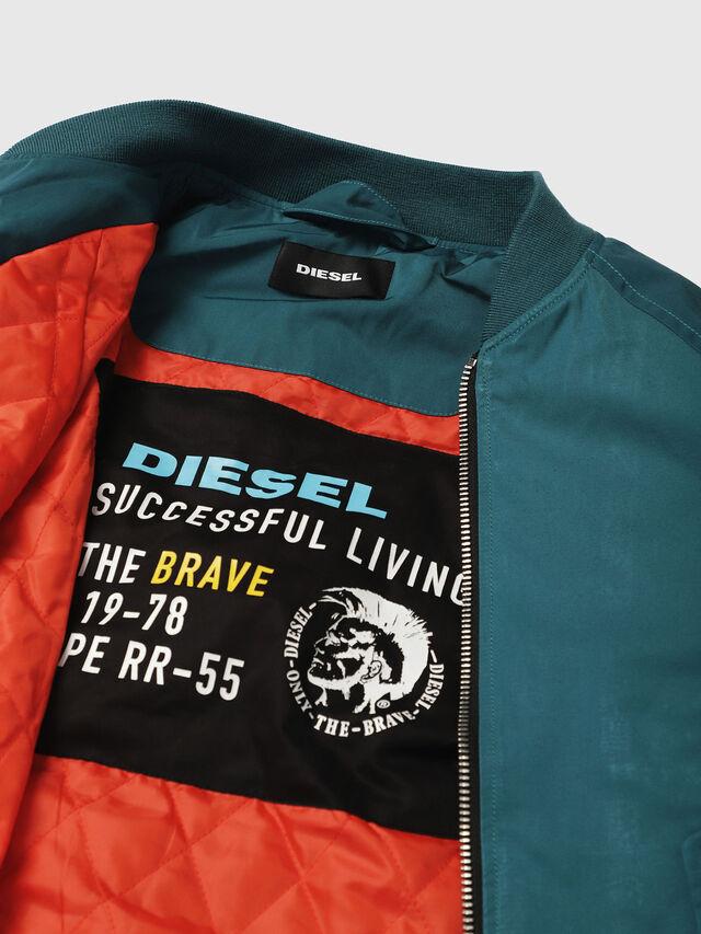 Diesel - J-SHOJI, Dark Green - Jackets - Image 4