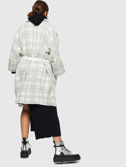 Diesel - M-BOU, Grey/White - Winter Jackets - Image 2