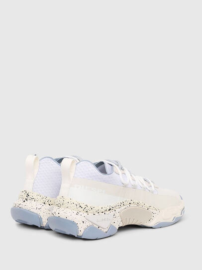 Diesel - S-KIPPER BAND, White/Blue - Sneakers - Image 3