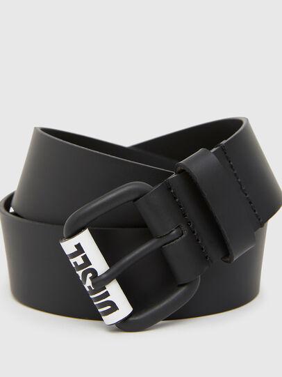 Diesel - B-PEIPER, Black - Belts - Image 2