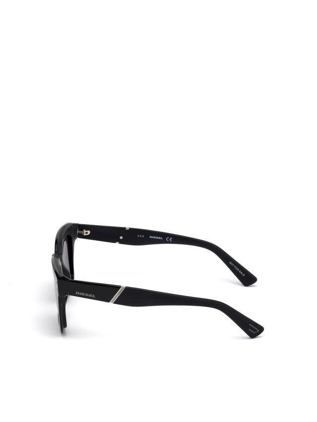 Diesel DL0229, Black - Eyewear - Image 5