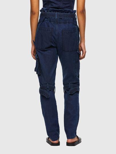 Diesel - D-Fedry JoggJeans® 0CBBZ, Dark Blue - Jeans - Image 2
