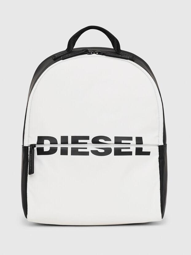 BOLD BACKPACK, White/Black - Bags
