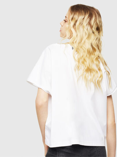 Diesel - T-JALA, White - T-Shirts - Image 2