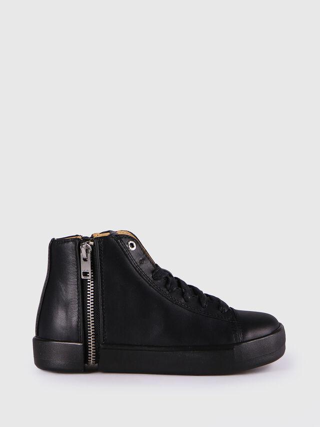 Diesel - SN MID 24 NETISH CH, Black - Footwear - Image 1