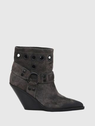 D-WEST MBE,  - Ankle Boots