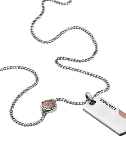 Diesel - NECKLACE DX1078,  - Necklaces - Image 1