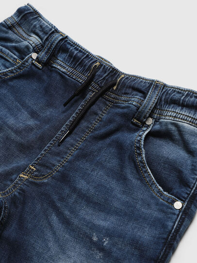 Diesel - KROOLEY-JOGGJEANS-J, Medium blue - Jeans - Image 3