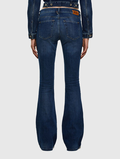 Diesel - D-Ebbey 086AM, Medium blue - Jeans - Image 2